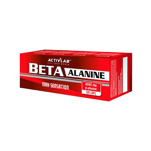 Activlab Beta Alanine (120) Standard