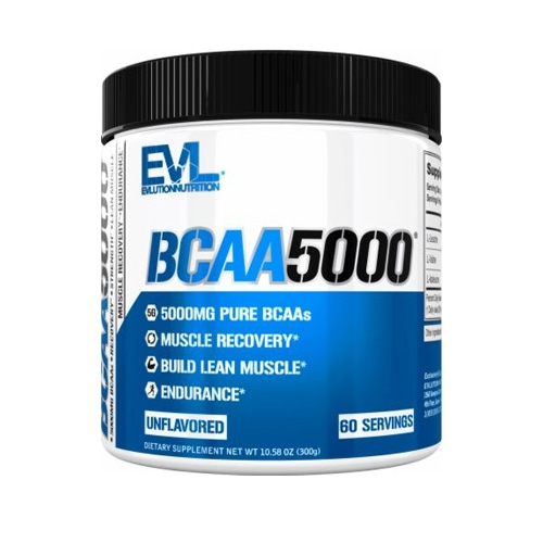 BCAA 5000 - Unflavored (60 serv)