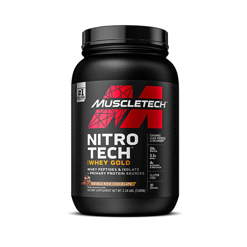 Performance Series Nitro Tech 100% Whey Gold (2,2lbs)