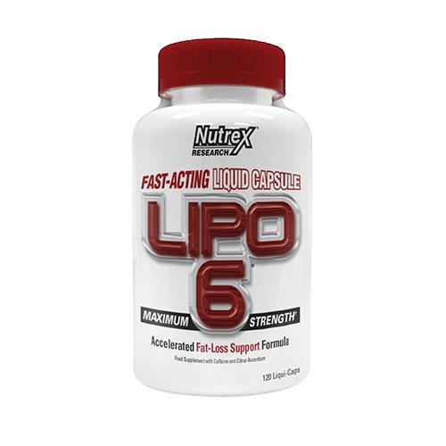 Lipo-6 (120)