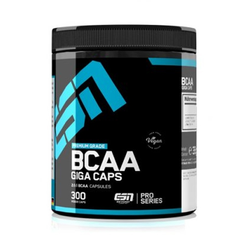 BCAA Giga Caps (300)