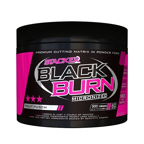 Black Burn Micronized (300g)