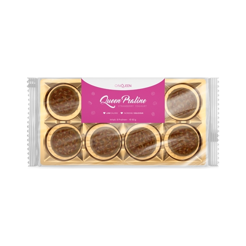 Queen Low-Carb Praline (80g)