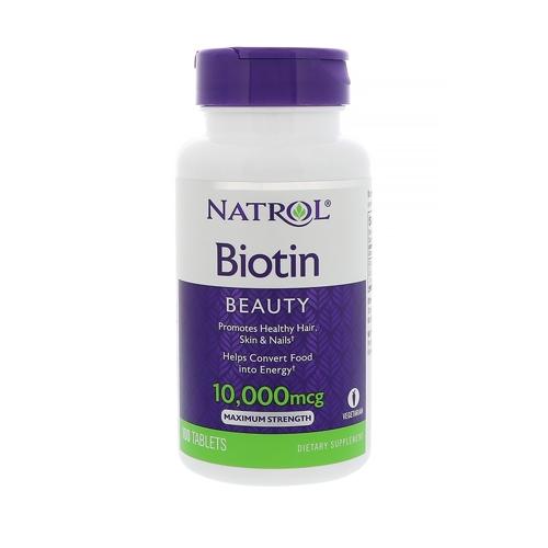 Natrol - Biotin 10000mcg