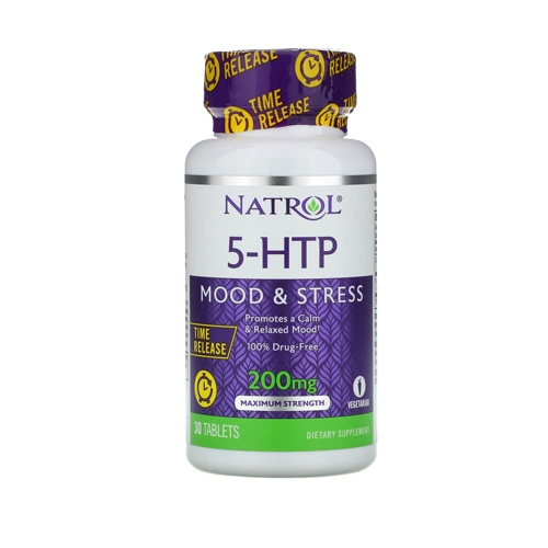 5-HTP 200mg Time Release (30)