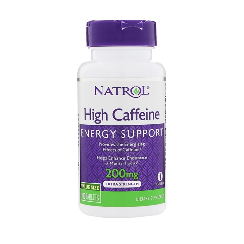 High Caffeine 200mg (100)