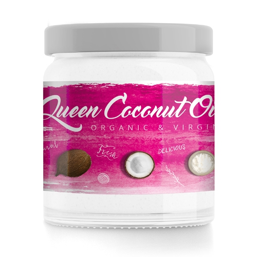 Queen Coconut Oil (Bio) (400ml)