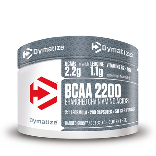 BCAA 2200 Caps (200)