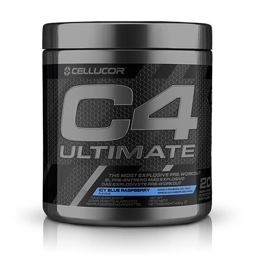 C4 Ultimate (20 serv)