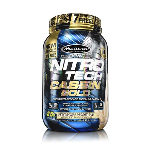 Performance Series Nitro Tech Casein Gold (2,5lbs)
