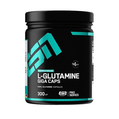 L-Glutamine Giga Caps (300)