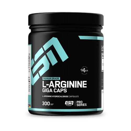 L-Arginine Giga Caps (300)
