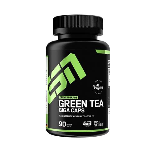 Green Tea Giga Caps (90)