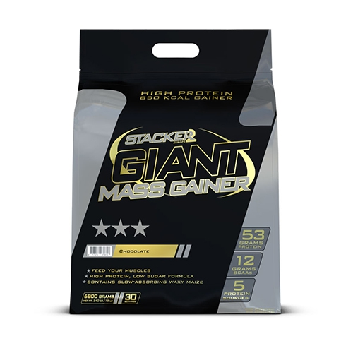 Giant Mass Gainer (6800g)