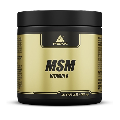 MSM - VITAMIN C
