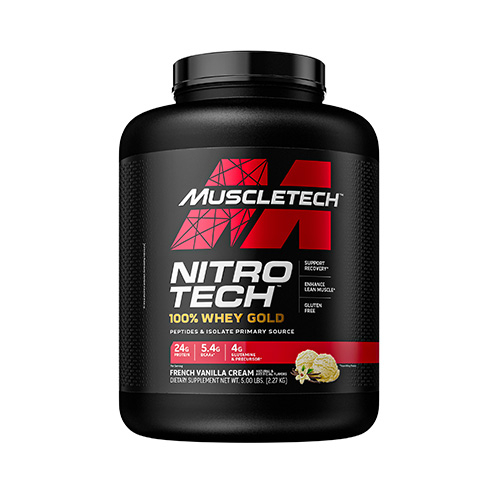 Performance Series Nitro Tech 100% Whey Gold (5,5lbs)