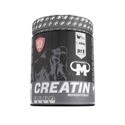 Creatine Monohydrate (550g)