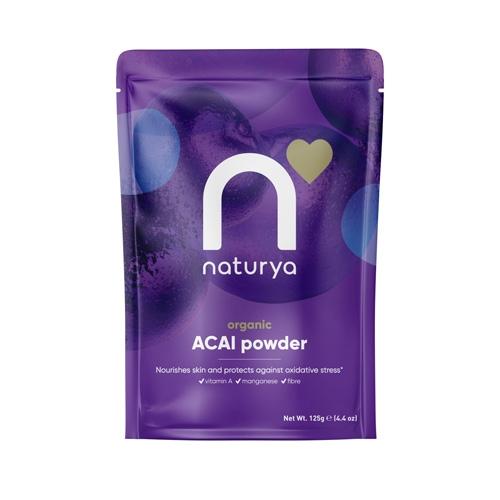 Organic Acai powder (125g)