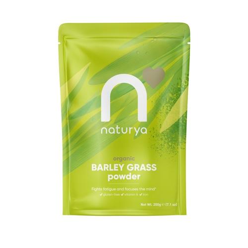 Organic Barleygrass Powder (200g)
