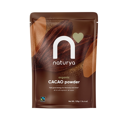Organic Cacao Powder (125g)