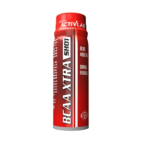 Activlab BCAA Shot (12x80ml) Orange