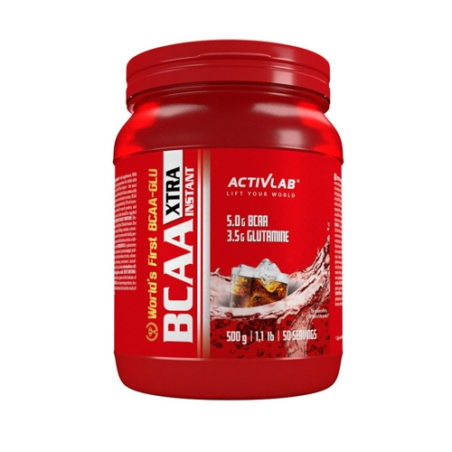 Activlab BCAA Xtra Instant (500g) Pistachio-lychee