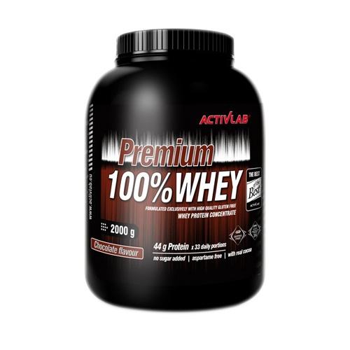 Activlab Premium 100% Whey (2000g) Chocolate Nut