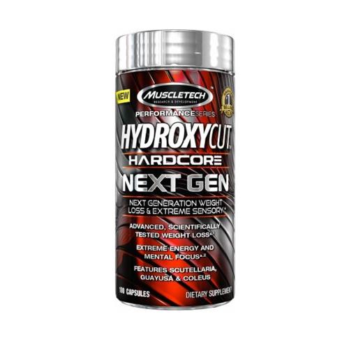 Muscletech - Performance Series Hydroxycut Hardcore Next Gen