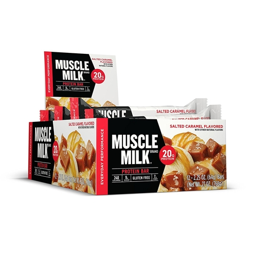 Muscle Milk Red Bar (12x64g)