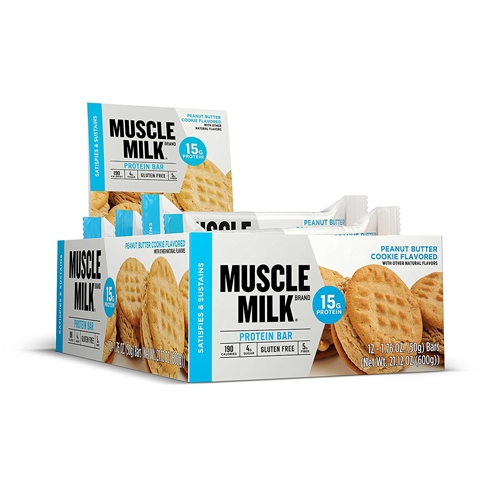 Muscle Milk Blue Bar (12x50g)
