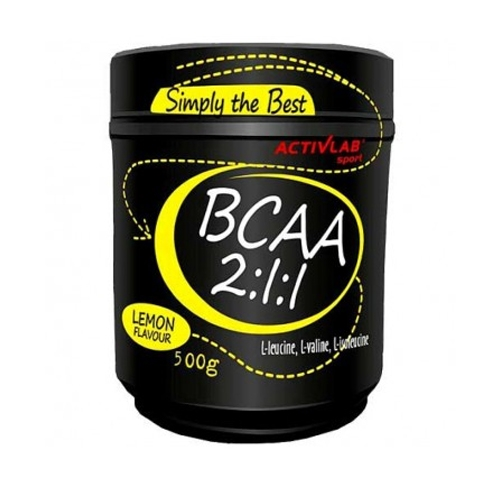 Activlab BCAA 2:1:1 (500g) Lemon