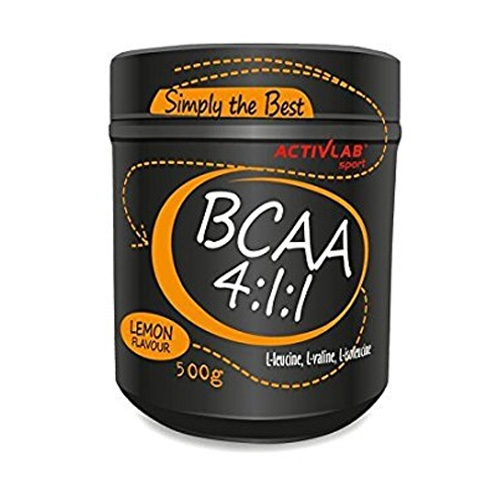 Activlab BCAA 4:1:1 (500g) Orange