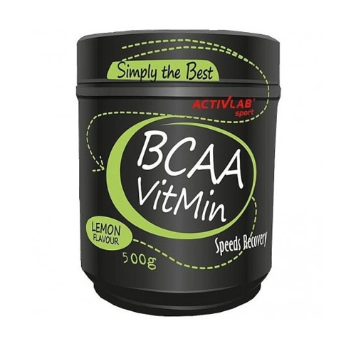 Activlab BCAA VitMin (500g) Lemon