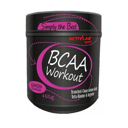 Activlab BCAA Workout (400g) Lemon