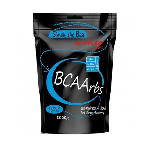 Activlab BCAArbs (1000g) Lemon