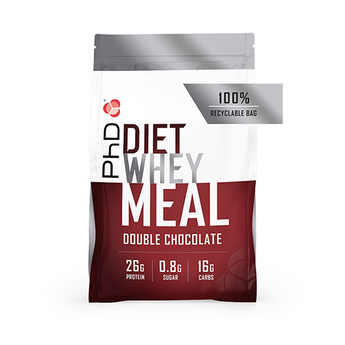 DIET WHEY LEAN MEAL REPLACEMENT