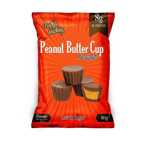 Peanut Butter Cup Delights (20x60g)