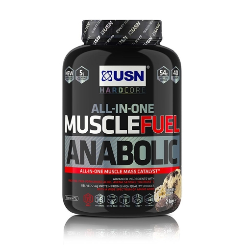 Muscle Fuel Anabolic (2000g)