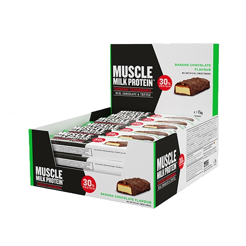 Muscle Milk Bar (12x35g)