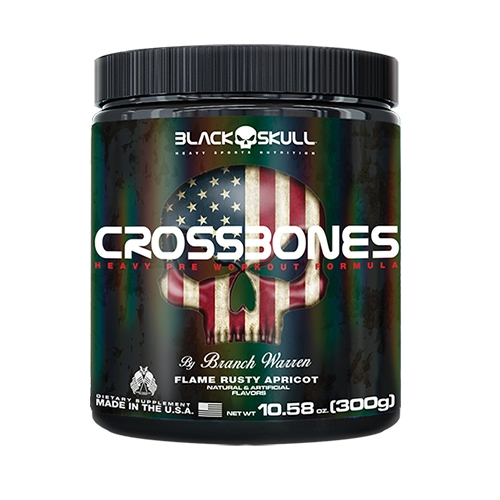 Crossbones (30 serv)