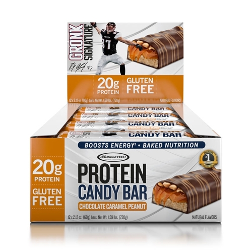 Protein Candy Bar (12x60g)