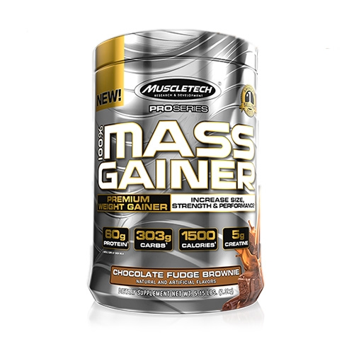 Pro Series Mass Gainer (5lbs)