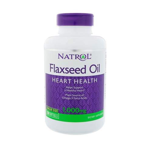 Flaxseed Oil 1000mg (200)
