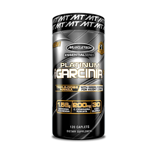 Essential Series Platinum 100% Garcinia Plus (120)