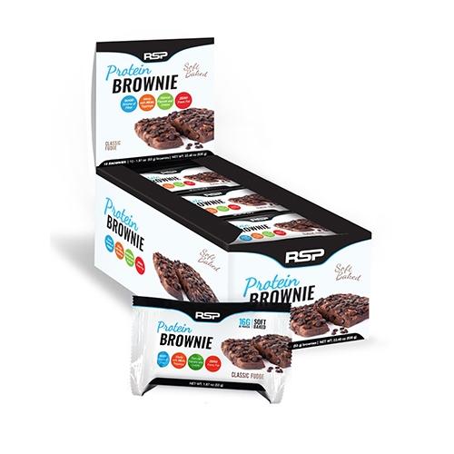 Protein Brownie (12x53g)