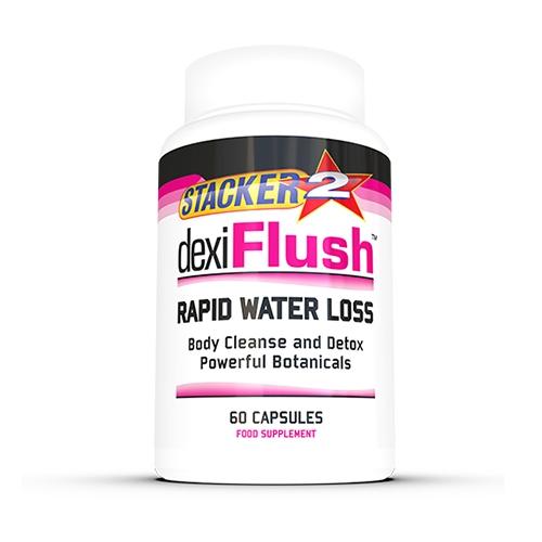 Dexi Flush (60 Caps)