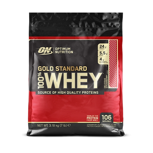 100% Whey Gold Standard - Enzyme Free (7lbs)