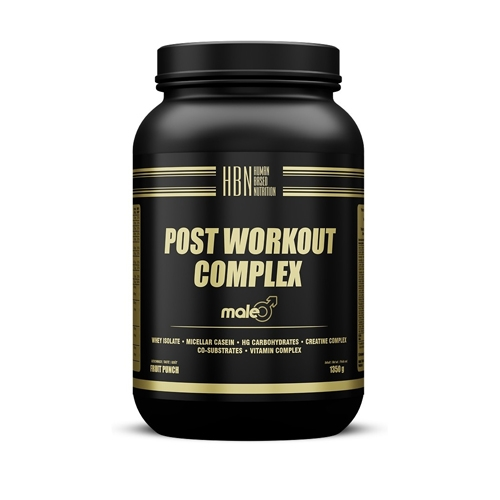 Post-Workout Complex Male (1350g)