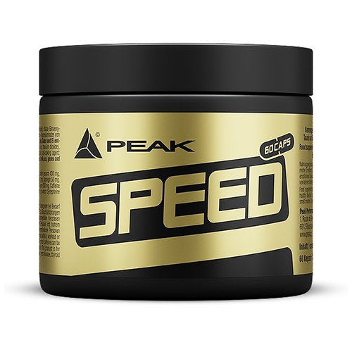 Speed (60 Caps)
