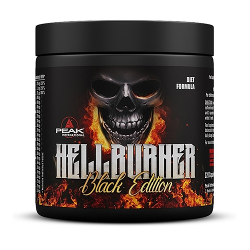 Hellburner Black Edition (120 Caps)